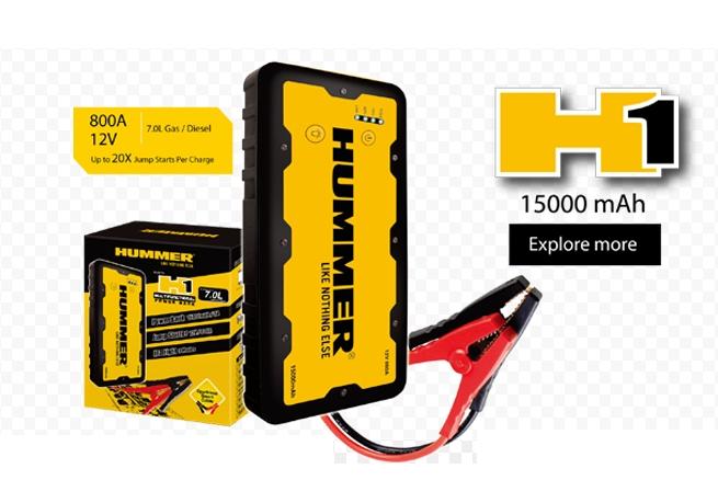 Portable Autobatterie Jumper Externe Batterie Hummer H1 15000mah Fur Motoren Bis 7 L Cool Mania